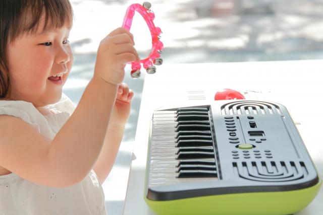 リトミック教室 こども 赤ちゃん レンタルスタジオ ピアノ