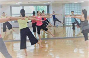 バレトン 教室 南浦和レッスンスタジオ ダンススタジオ