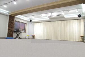 南浦和 レンタルスタジオ ダンススタジオ 鏡なし